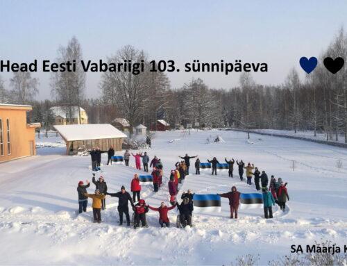 Head Eesti Vabariigi 103. sünnipäeva!